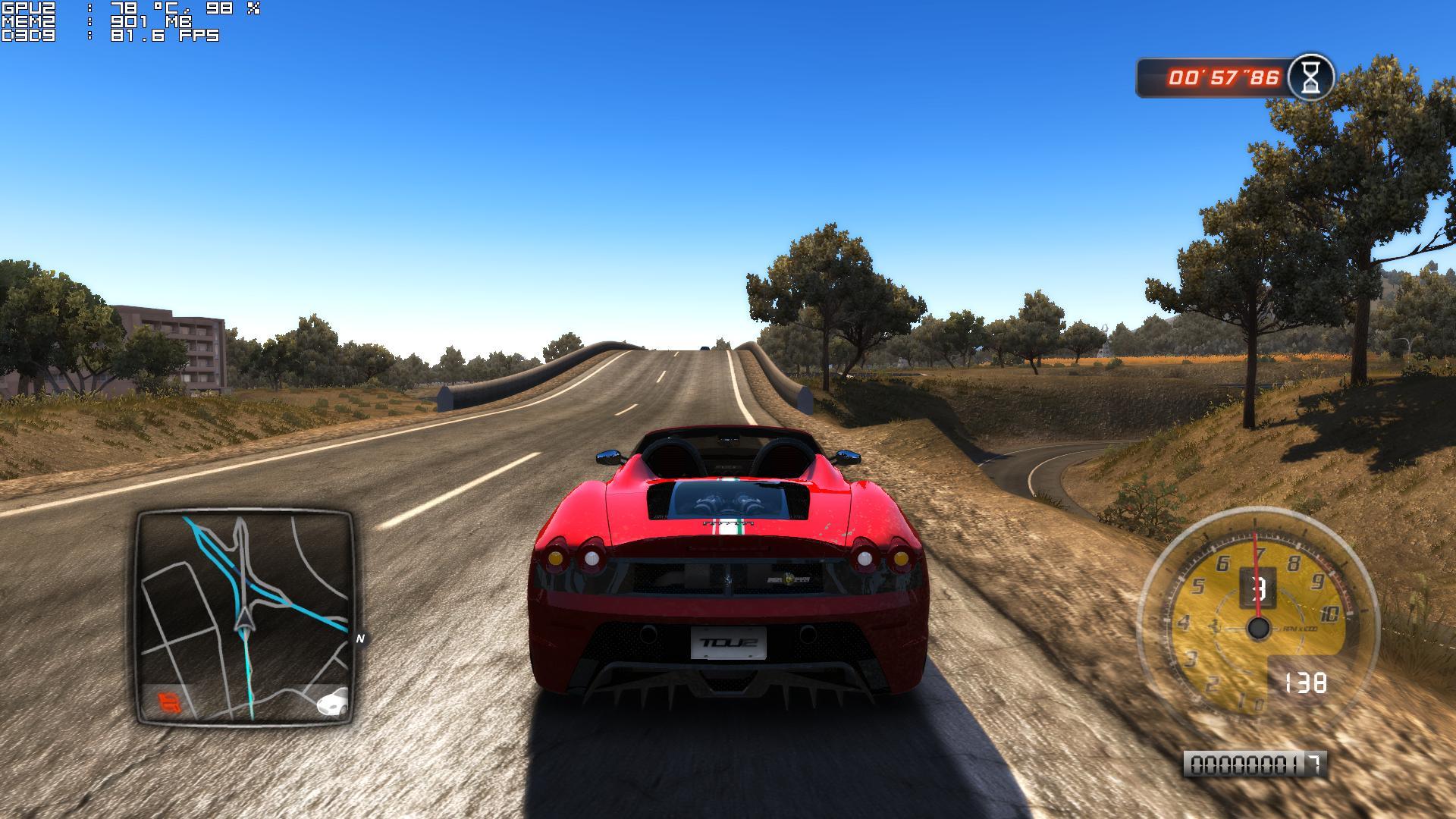 Test Drive Машины Игра