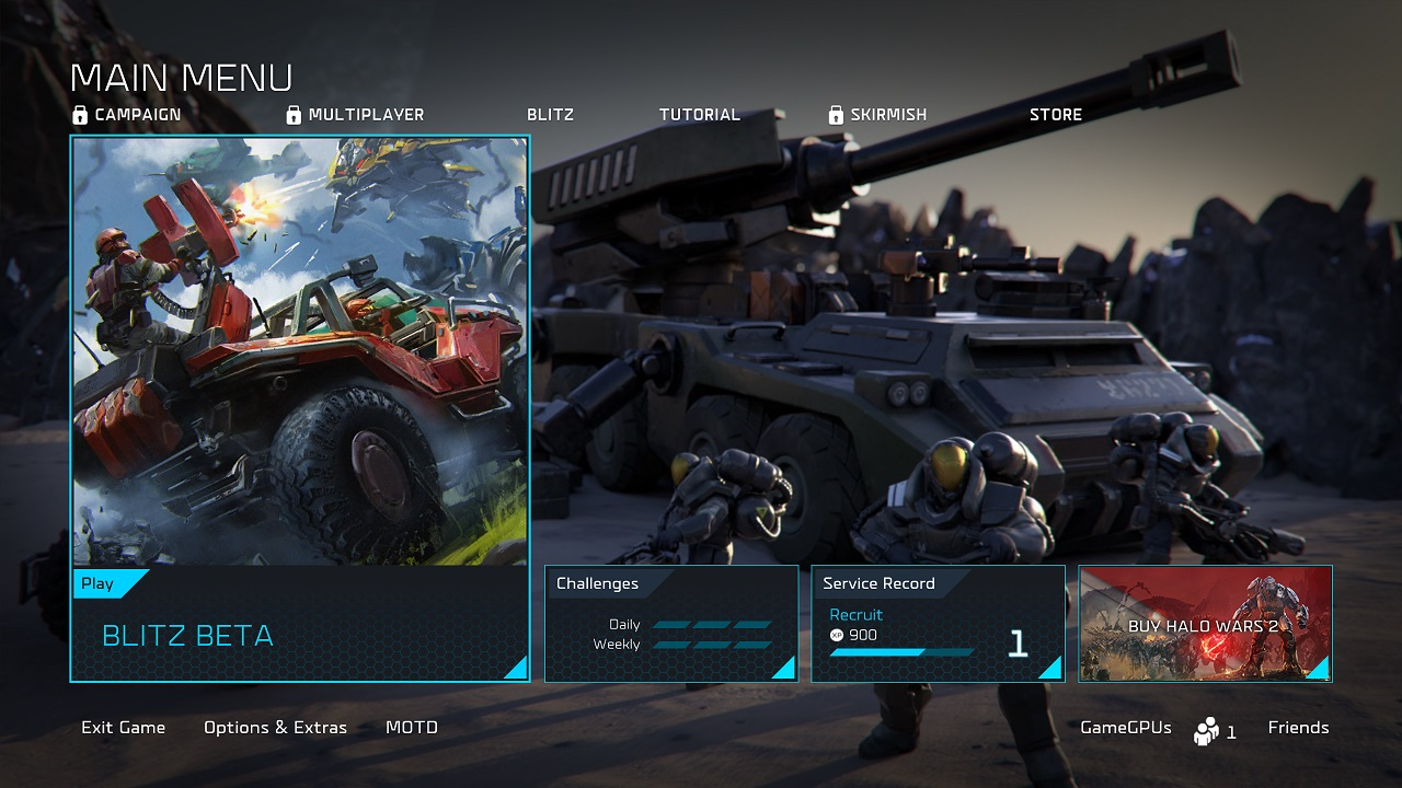Blitz Is Here Halo Wars 2 Blitz Beta First Impressions