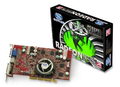 ati technologies radeon 9800: