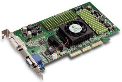 GeForce 3 Ti 200