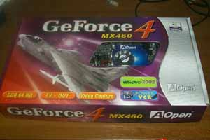 GeForce 4 MX 460