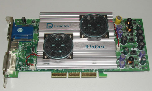 Winfast nf4uk8aa motherboard