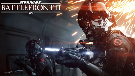STAR WARS Battlefront II тест GPU/CPU