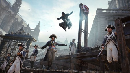 Assassins Creed Unity 4