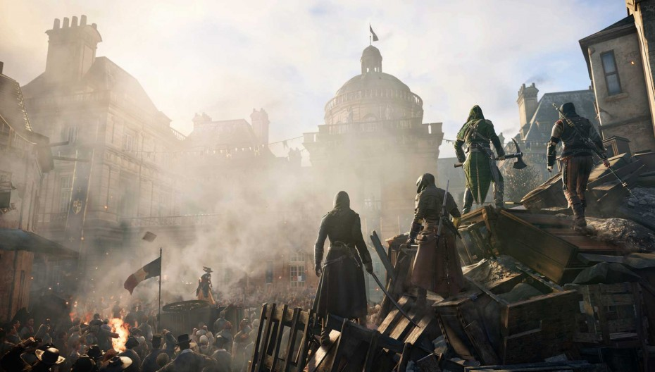 Assassins Creed Unity 005