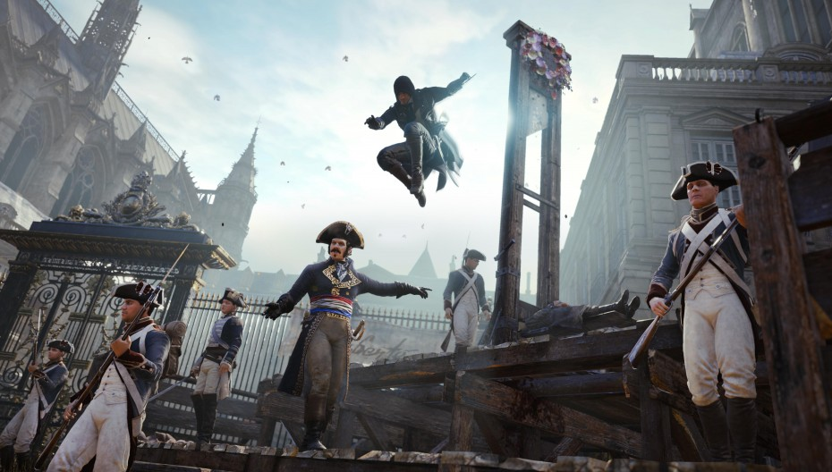 Assassins Creed Unity story-001