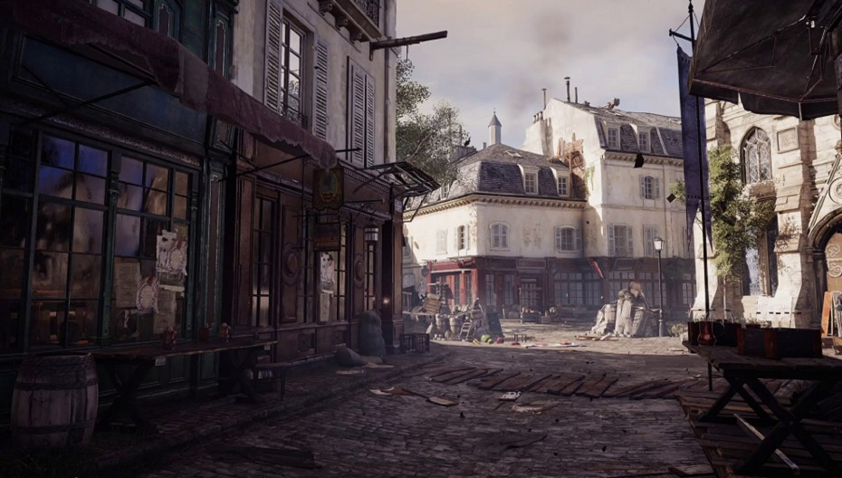 Assassins Creed Unity town 001