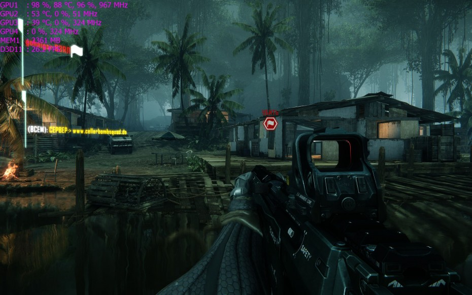 Crysis 3 The Lost Island